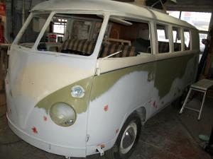 Motorhome Amp Caravan Repairs Goodwins Paint And Bodyshop